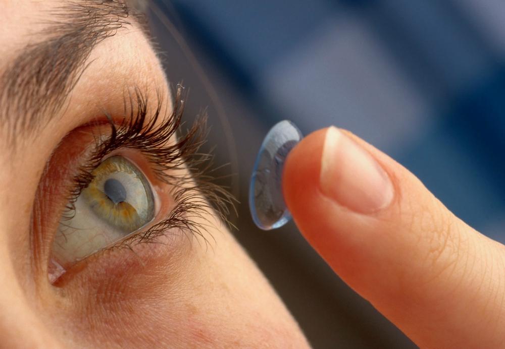 Mount Vernon Eye Care Soft Contact Lenses